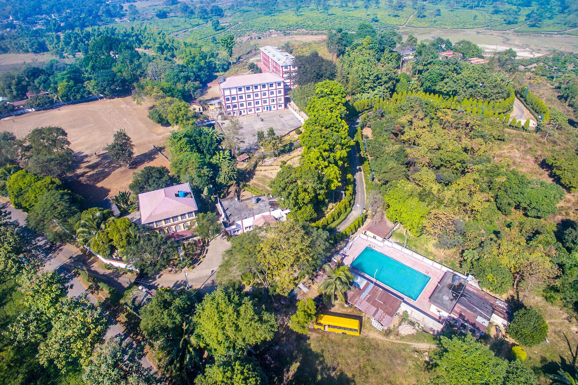 boarding School in Siliguri